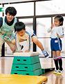 保育士・幼稚園教論こどもスポーツコース